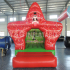 Red Star Bouncer  House YB-02