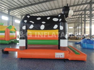 Funny Cow Bouncer House   YB-05