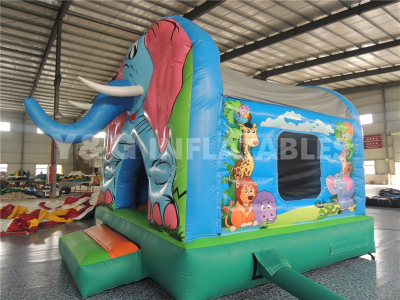 Elephant Commercial Bounce House For Sale