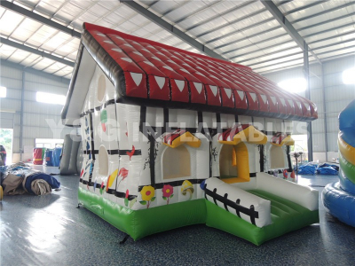 Warm Cabin Inflatable Jumpers