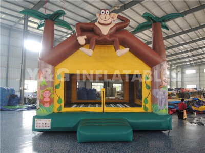 Monkey Bouncer House   YB-16