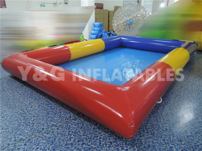 Colorful Target Blow Up Pool