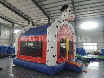 Spotty Dog Inflatable Bouncers