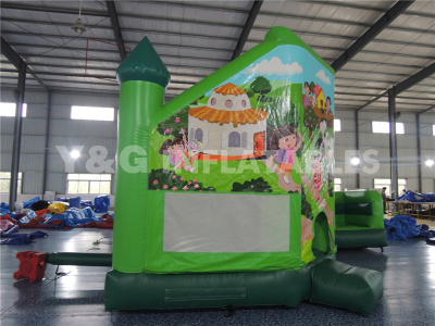 Kids Garden Inflatable Bouncy Castle