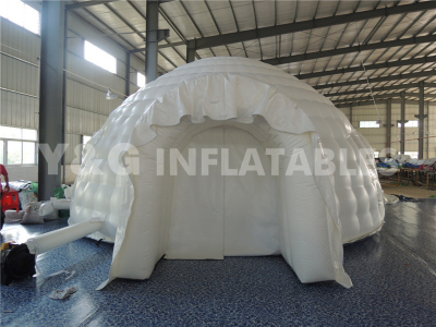 Point Pull Style Transparent Bubble Tent