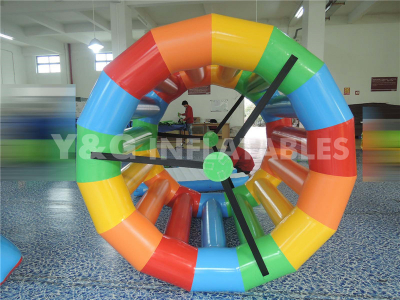 Colorful Inflatable Wheel   YW-02