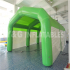 Green heat seal tent   YT-09
