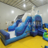 Dolphin bouncer slide   YCO-15