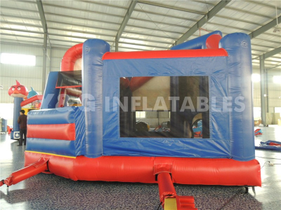 Spider-man combo bouncer slide   YCO-14