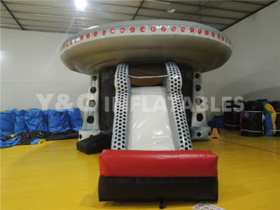 UFO Little Tikes Bounce House With Slide