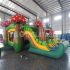 Mushroom  Inflatable Bouncer With Slide   YCO-22