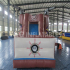 Pirate Inflatable Combo Bouncer Slide   YCO-20
