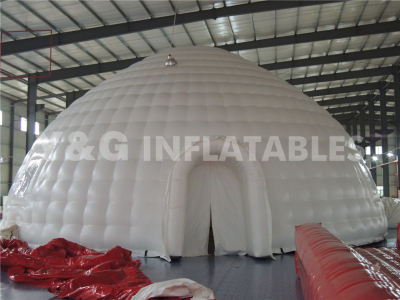 Point Pull Style Inflatable Air Tent