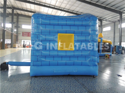 Brick Jumper With Slide
