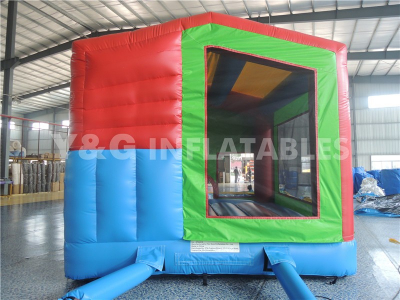 Happy Birthday Inflatable Bounce House With Blower