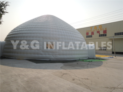 White Inflatable Tent   YT-14