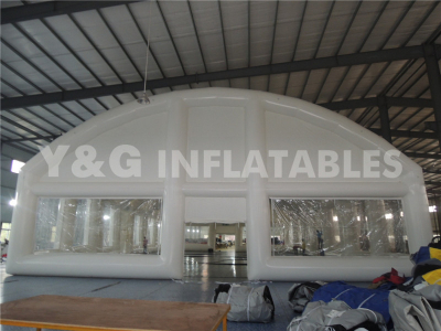 Combined Style Inflatable Event Tent