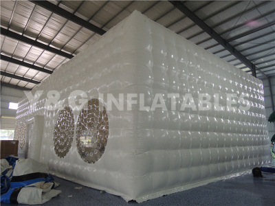 White Inflatable Tent   YT-21