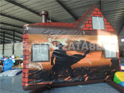Saloon 4 Man Air Tent