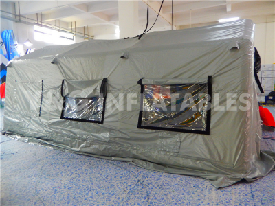 Heat Seal Inflatable Tent With Windows  YT-22