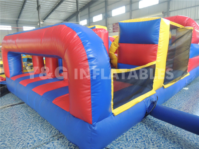 Inflatable Wipeout Course