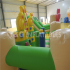 Sun Flower Inflatable Funland
