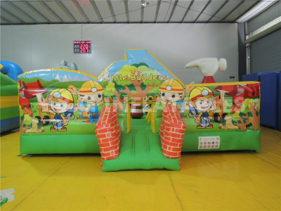 Builder Theme Inflatable Funland