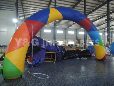 Inflatable Colorful Arch   YA-14