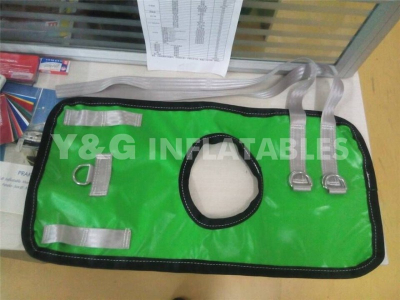 PVC Vest For Bungee Run  YAC-20