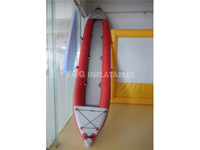 Inflatable Sea Kayak