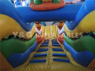 Inflatable Dinosaur Slide   YS-03