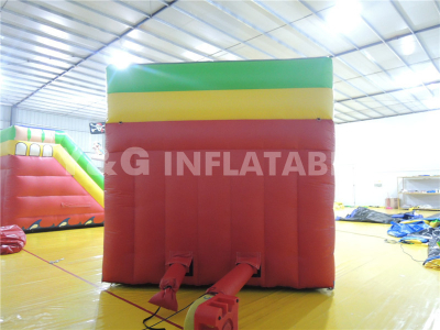 Pirate Ship Inflatable Slide  YS-08