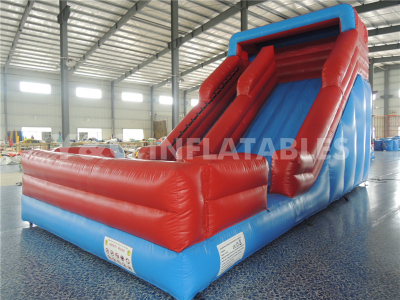 Red Blue Inflatable Slide   YS-10