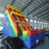 Double lane inflatable slide   YS-13