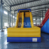 Yellow blue inflatable slide  YS-11