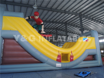 U Shape Inflatable Slide  YS-23