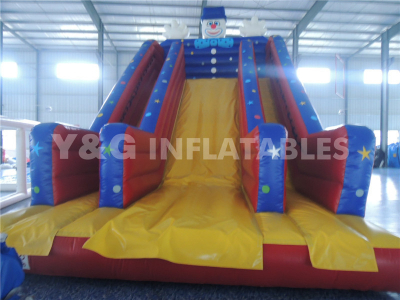 Clown Super Inflatable Slide  YS-16