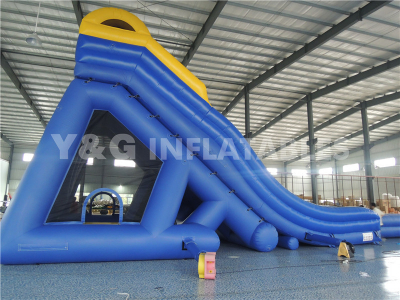Giant inflatable water slide   YS-32