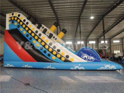 Titanic inflatable slide   YS-24