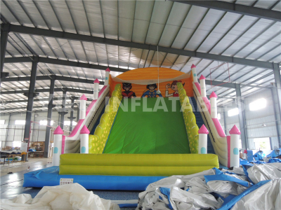 Super inflatable slide   YS-28