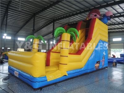 Pirate inflatable slide super   YS-38