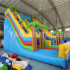 4 Lane Super Inflatable Slide   YS-27