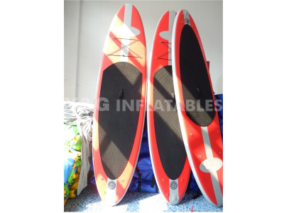 Red/black inflatable sup board  YPD-35