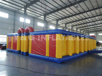 Inflatable Connected Maze   YSP-22