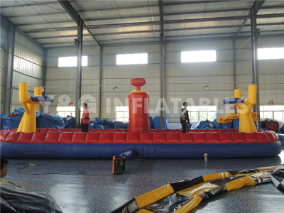 Inflatable Bungee Shooting Game   YSP-20