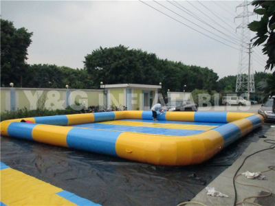 Outdoor Inflatable Above Ground Pools