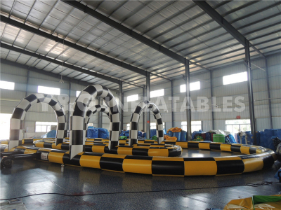 Inflatable Running Track   YSP-25