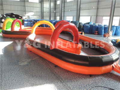inflatable running track  YSP-27