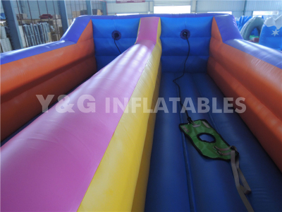 Inflatable Two-person Bungee Run   YSP-37