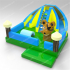 Pirate Mouce Inflatable Funland  YNN-19